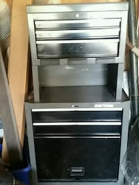 gray and black tool cabinet Brampton, L6V 2T3