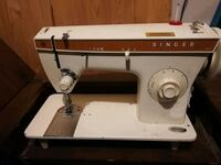 Singer Sewing Machine with table Calgary, T3K 1M6