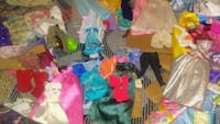 Lot vintage to now Barbie clothes Claremore, 74017