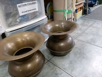 Spittoon Brass $35 each Vancouver, V5T 1X9
