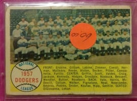 Price drop. Old Baseball Cards.