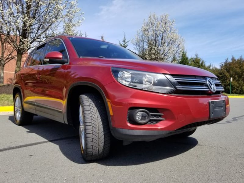 2012 Volkswagen Tiguan for sale 3