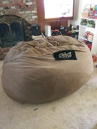 "Love Sack ""big ass bean bag chair"" Sandy, 97055"