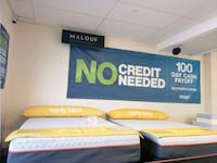Family pricing brand new mattresses  Southwick