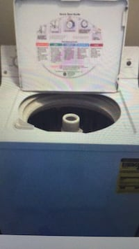 GE 3.5 cu.ft. King-Size  Capacity Washer with   Stainless  Steel Basket Centreville, 20120