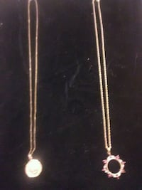 Sterling silver necklaces Chico, 95926
