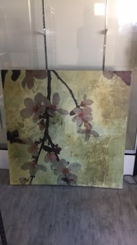 Z Gallerie Orchid Blossom Canvas Glendale, 91204