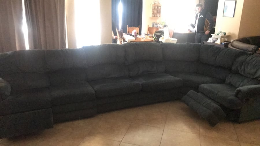 Sold Sectional Sofa Sleeper