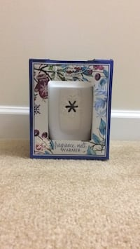 Fragrance Melt Warmer With Wax Melts Silver Spring, 20910