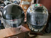 2 Motorcycle Helmets for Sale Fort Mill