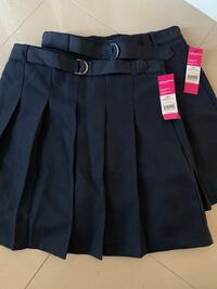 School skirts size 14 . Set of 2  Hillside, 07205
