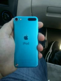 blue iPhone 5c with case Mesa, 85204
