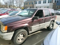 1997 Jeep Grand Cherokee Des Moines