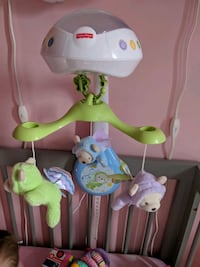 Baby mobile for crib Toronto, M4S