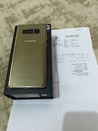 takasli note 8 64 gb gold Darıca, 41700