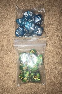 D&D dice brand new 2 sets Lakewood, 80228
