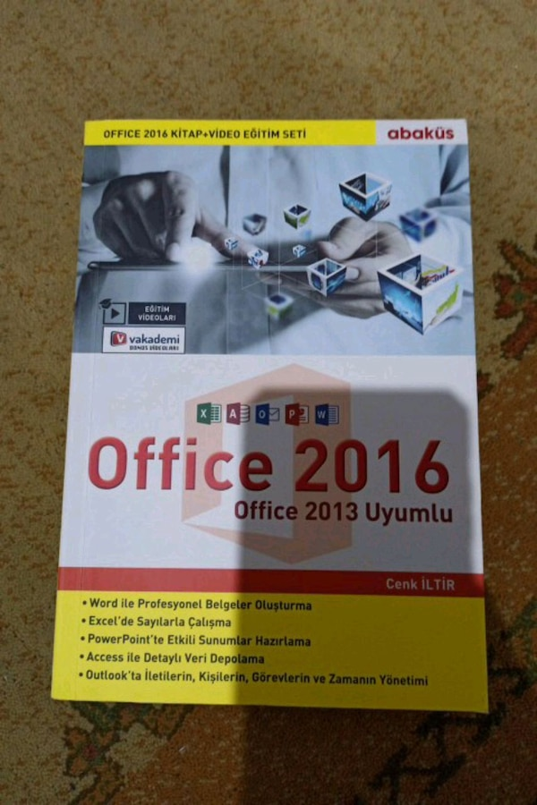 Office 2016 Kitabi 0