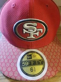 49er toddler hat  Selma, 93662