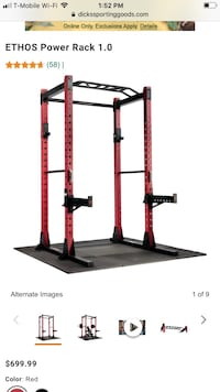 Ethos Weight Rack Riverview, 33579
