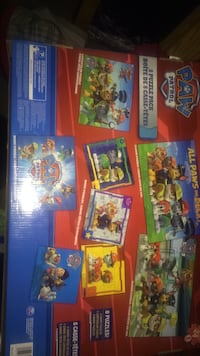 Paw Patrol 8 Puzzle Pack Calgary, T3J 3A1