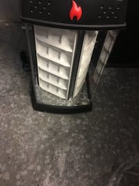 Zippo tabletop display case Knoxville