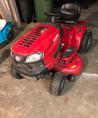 Craftsman 42 inch riding lawn mower