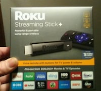 New Roku Streaming Stick Plus Hampstead, 21074