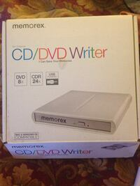 Memorex CD/ DVD writer box Casa Grande, 85122
