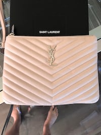 Authentic YSL Pouch New Vancouver, V6J 1W6