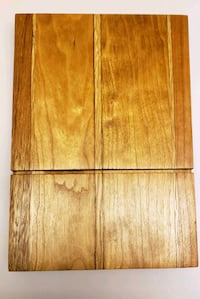 brown wooden 2-door cabinet Falls Church, 22044