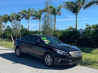 Hyundai - Sonata - 2016-$3000 Down-Low Down Payments-No Credit Needed-Buy Here Pay Here Miami