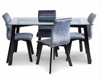 Dining table with 4 chairs  Toronto, M3C 2Z3