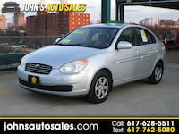 Hyundai Accent 2008 Somerville, 02143