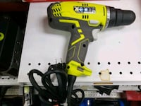 "3/8"" CLUTCHDRIVER™ VARIABLE SPEED DRILL/DRIVER   Toronto"