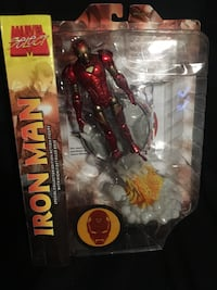 Marvel Select Iron Man Figure  Coral Springs, 33065