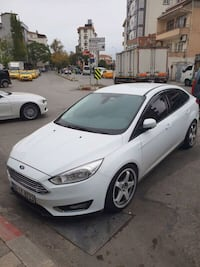 Ford focus  8438 km