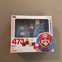 Super Mario Action Figure Richmond, V6X 3J7
