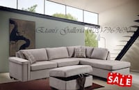 Brand New 2018 Giovani Sectional on sale 3 style to choose from Calgary, T2E
