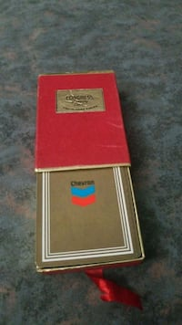 Playing cards vintage Miami, 33155
