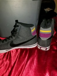 womans 12 Nike high top brand new shoes