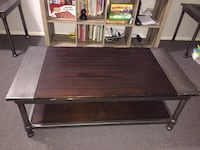 Coffee table, end tables and lamps Joppa, 21085