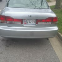 Honda - Accord - 2001 Upper Marlboro, 20772