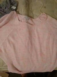 Pink American eagle size medium sweater  Barre, 05641