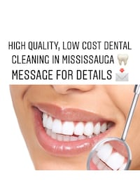 Cheap Dental Cleaning Mississauga