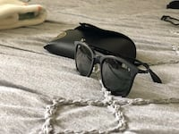AUTHENTIC BLACK RAY BAN SUNGLASSES San Diego, 92115
