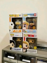 Chase funko pops for sale/trade Vaughan, L4H 2T1