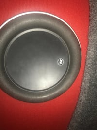 "JL Audio 13.5"" W7 Subwoofer plus 36"" enclosure Paramus, 07652"