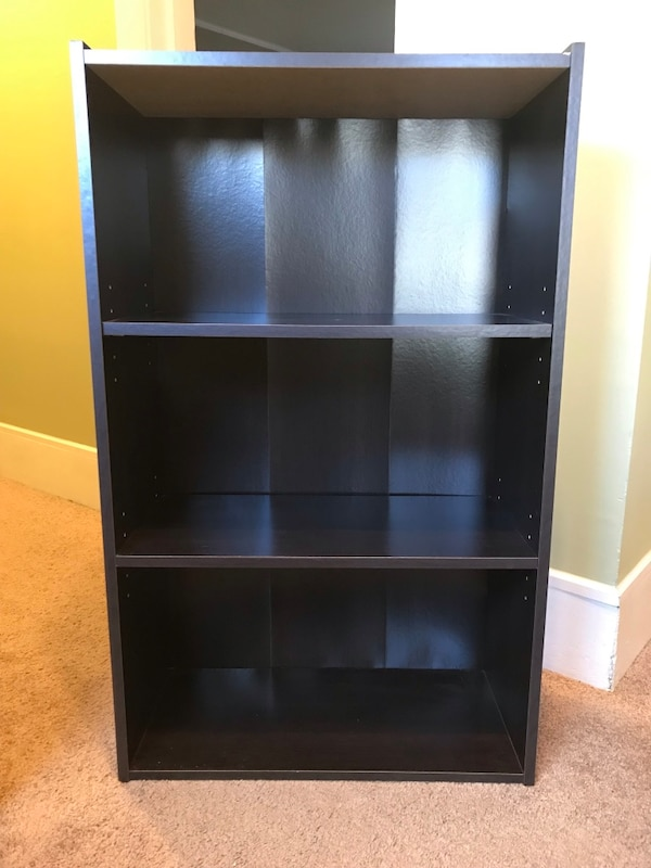 Book shelf. Minor scratches and scuffs. Will deliver for full price around Williamsport area. Cash only