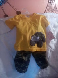 NEW BOYS OUTFIT