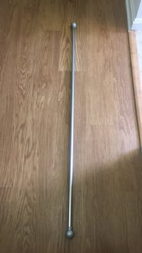 Curtain rod - approx. 5-8 feet adjustable 38 km